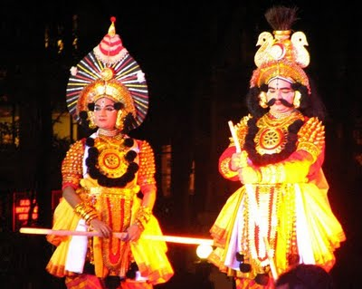 Yakshagana A Dance Drama Form Of Karnataka I See India