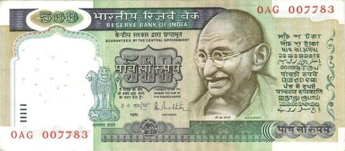 History of Indian rupee - I See India