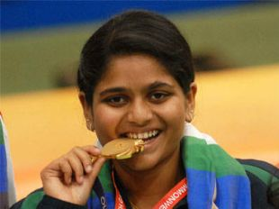 Rahi Sarnobat first Indian to win World Cup pistol title