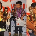 gold winners under-5 chess