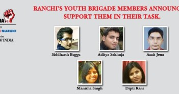 Ranchi Youth brigade