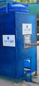 Cloud technology and microfinance bringing clean drinking water to Indians