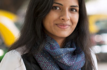 Neeti Kailas, Young Laureate 2014.