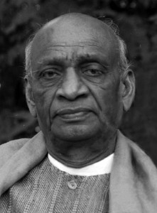 Sardar Vallabhbhai Patel photograph on October 31, 1949, his 74th birthday.