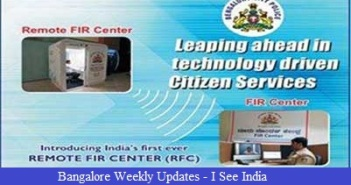 Bangalore Weekly Updates - I See India