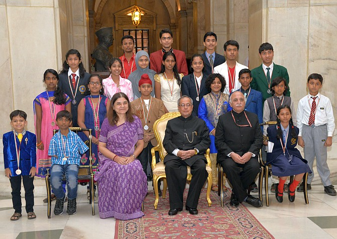 National Child Awards 2014