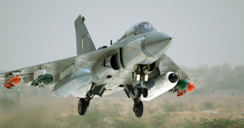 IAF gets first indigenously built Light Combat Aircraft