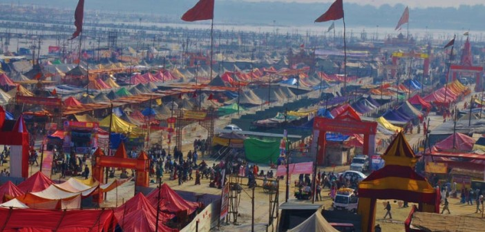 Harvard study says Maha Kumbh Mela better organised than FIFA World Cup